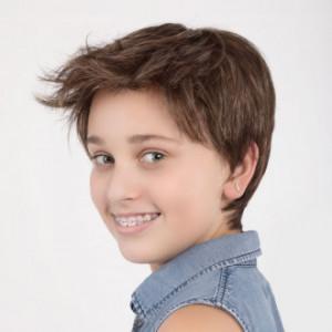 Peluca Infantil 6